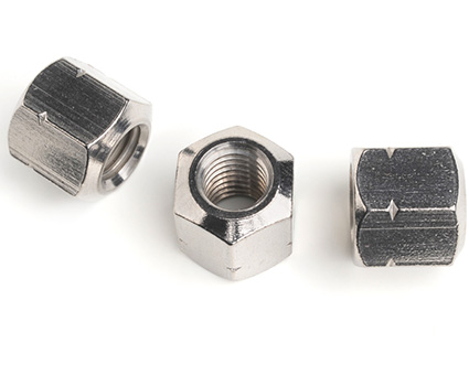 Stainless Steel Hexagon Nuts Type B