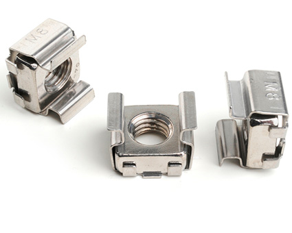Stainless Steel Cage Nuts