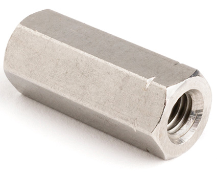 Stainless Steel Hexagon Connector Nuts