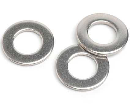 Stainless Steel Form A Flat Washers