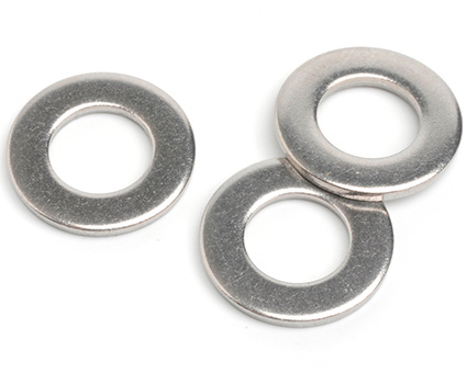 Stainless Steel USA Flat Washers