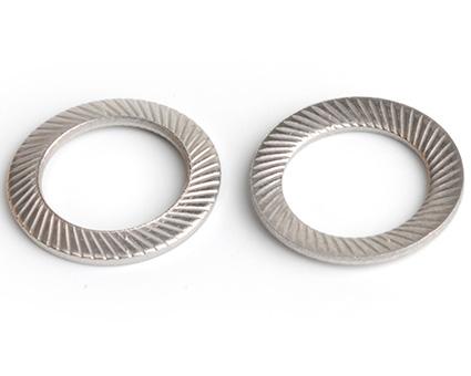 Stainless Steel Locking Washer S Type