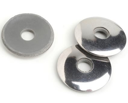 Stainless Steel Bonded Sealing Washers with Grey EPDM