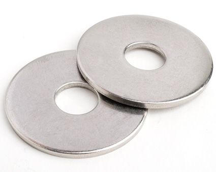 Stainless Steel AFNOR Flat Washers NFE 25-514 Type LL