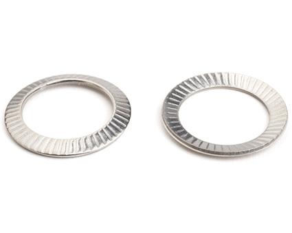 Stainless Steel Schnorr Locking Washers VS Type