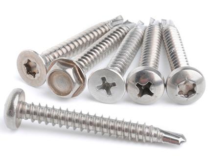 Stainless Steel Self Drilling Screws