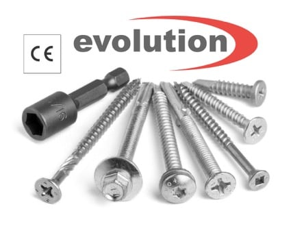 Stainless Steel Construction Fasteners
