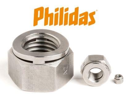 Stainless Steel Industrial Nuts